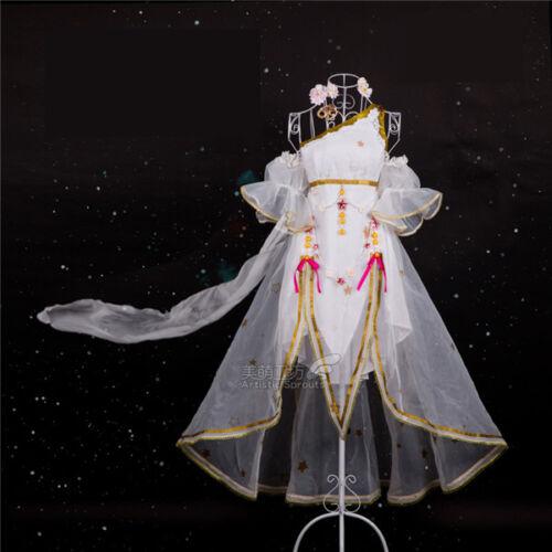 LoveLive SIFAC Stage Birthday card Hanayo Maki Umi ALL Member cosplay costume