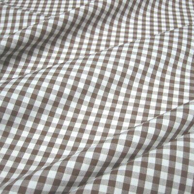 0,3m diagonal kariert kleines Vichy Karo 1mm 1,5m breit Baumwollstoff €13//m²
