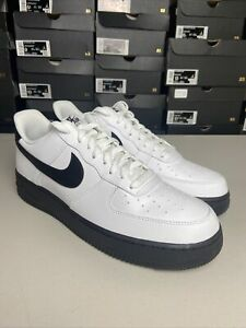 Nike-Air-Force-1-07-Low-White-Black-CK7663-101-Mens-Shoes-Size-11-NEW
