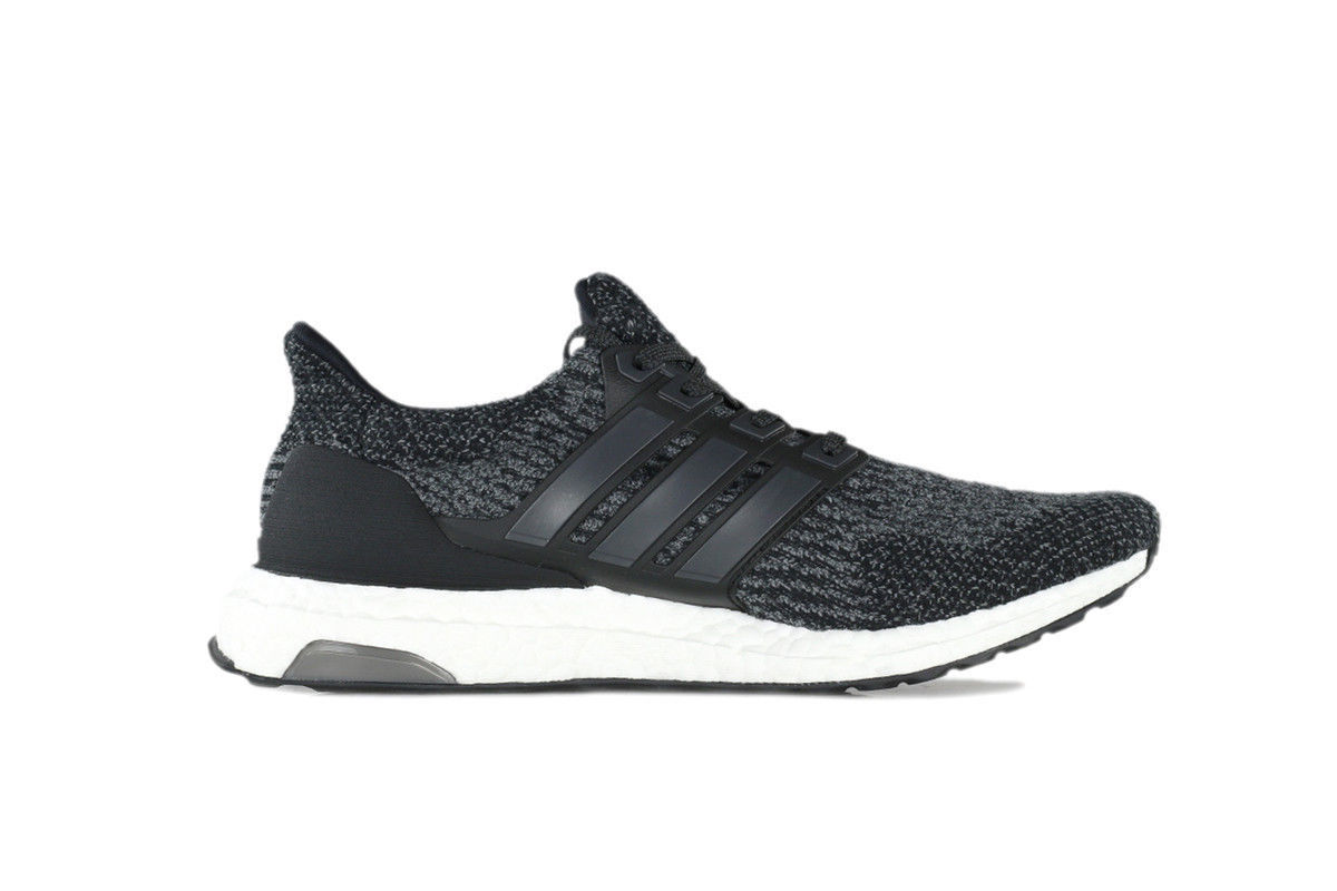 NEW Adidas Ultra Boost 3.0 Utility Black Core Black Grey S80731 Men's