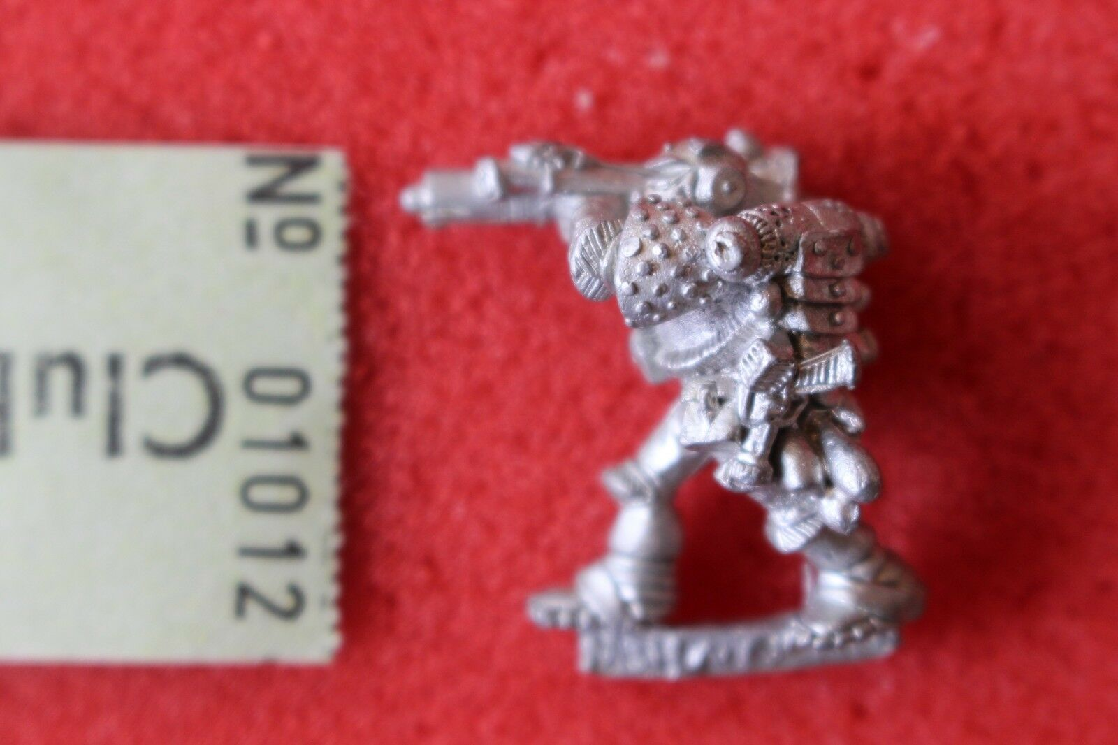 Games Workshop Citadel C100 Space Marines with Missile Launcher Rogue Rogue Rogue Trader New 675935