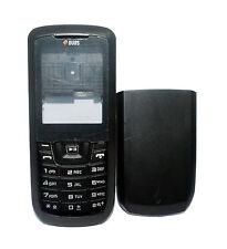 Premium Replacement Full Body Housing Panel For  Samsung DUOS C3212 C 3212 BLACK