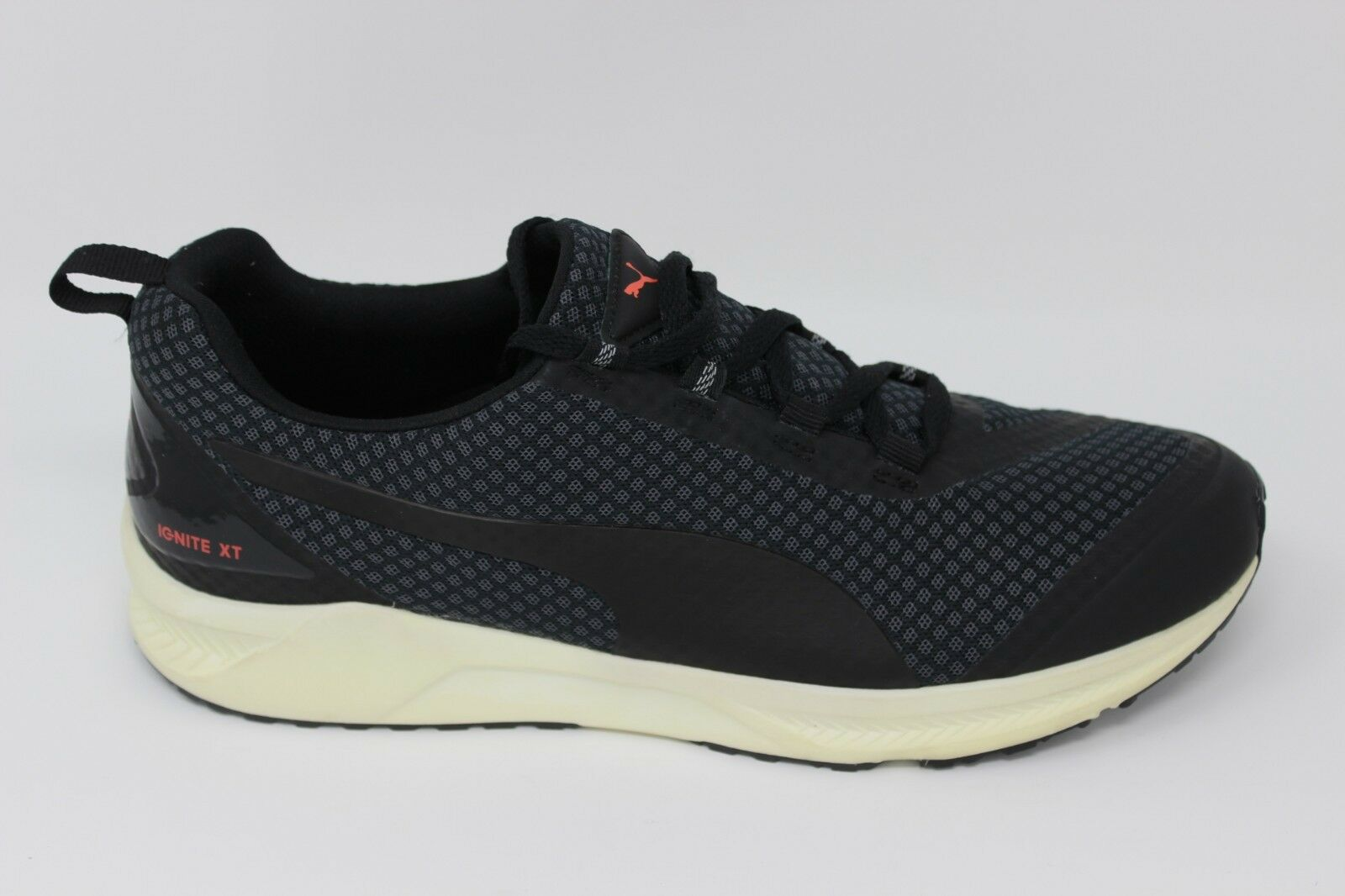Puma Men's Ignite XT Core 18857902 Asphalt-Black-Red Blast Brand New
