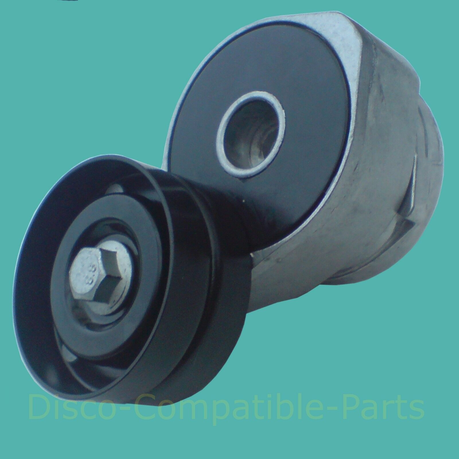 Land Rover Discovery TD5 Drive Fan Tensioner /& Belt Non A//C /& Non ACE Bearmach