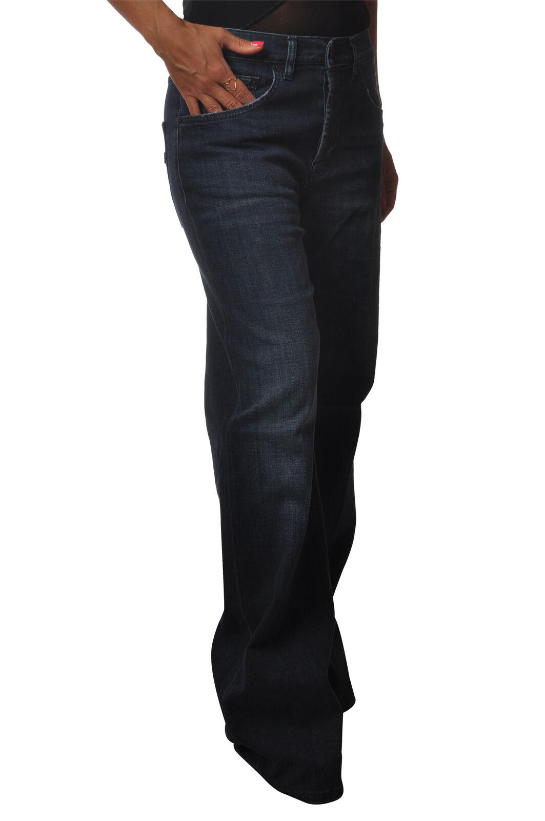 Dondup - Jeans-straight leg  Pants - Woman - Denim - 6435225G191343  nuevo listado
