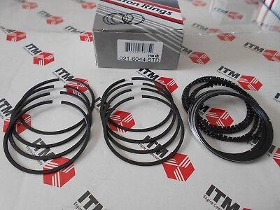 ITM Engine Components 021-6140STD Piston Ring Set