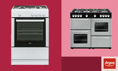 Save up to £50 on selected Cooking