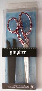 "Gingher SAWYER Designer Series 8"" Limited Edition Scissors"