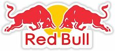 Red Bull Formula 1 Autocollant sticker Car Bike Moto ride Bumper Pegatina