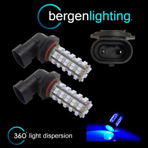 2X H10 Bleu 60 DEL Avant Brouillard Spot Lampe Ampoules Haute Puissance Kit Xenon FF500601