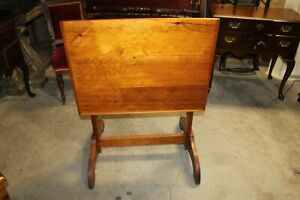 Antique-drafting-table