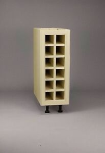 Wine Rack Kitchen Base Units Painted Handmade Shaker Solid Wood/MDF IN-STOCK