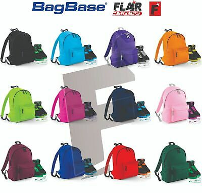 Bagbase Graphic Backpack 5-Colour Gym bag School bag Travel bag