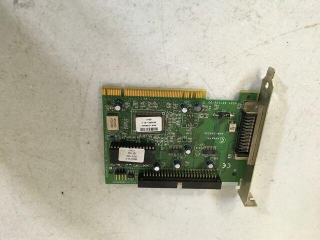 Adaptec AHA-2940AU PCI SCSI Controller Card