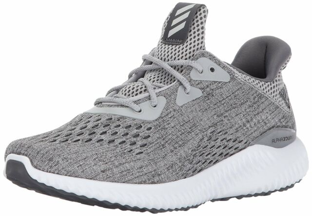 05128648fb1df adidas Womens Women s Alphabounce Engineered Mesh Lace up SNEAKERS ...