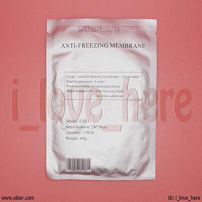 New 15 Piece Anti-freezing Membrane Frozen Cold Slim Lipo Cavitation Fat Therapy