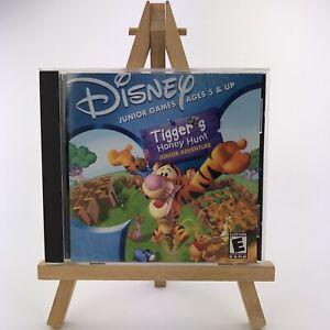 Disney's Tigger's Honey Hunt Junior Adventure (PC, 2001) Windows