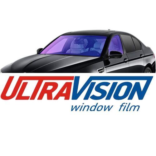 Autofolie Chamäleon mystique Scheibentönung Ultra Vision Clima Comfort 10x15 cm