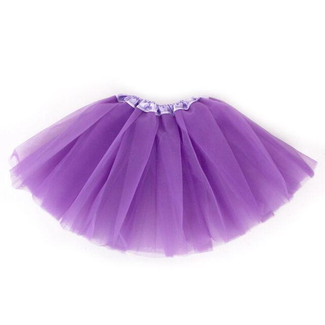 Tutu Ballet Dress Baby Girls Clothes Kids Infant Dancewear Skirts Costume 3-5 Y