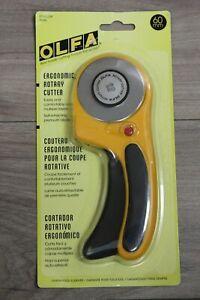 OLFA-RTY-3-DX-9655-60mm-Ergonomic-Rotary-Cutter