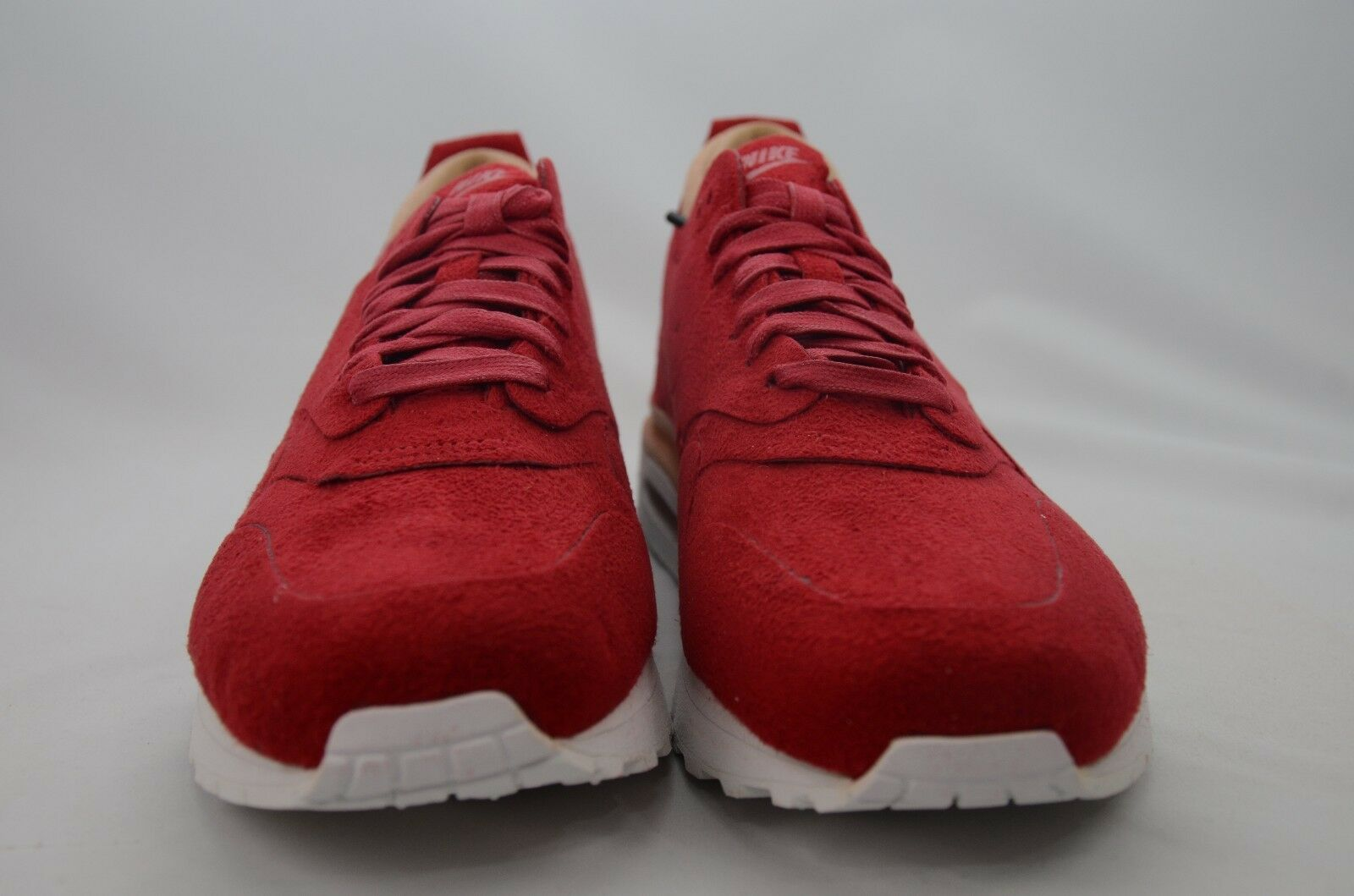 nike air max 1 mens red size 13