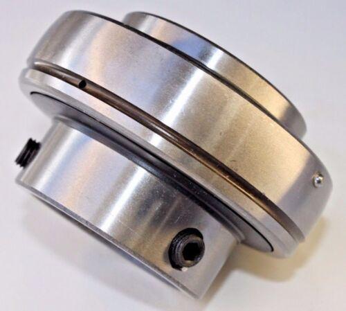 "Premium UC209-26 Insert Bearing 1-5//8/"" ID w//Set Screws Re-Lube Type Spherical OD"
