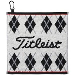 Titleist-Hand-Towel-AJTWH51-WT-white-NEW-From-Japan-free-shipping