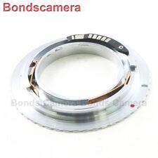 EMF AF confirm ADAPTER FOR Exakta Topcon lens to Canon EOS mount 5D 7D 60D 550D