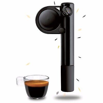 Handpresso Pump Black Portable Coffee Maker