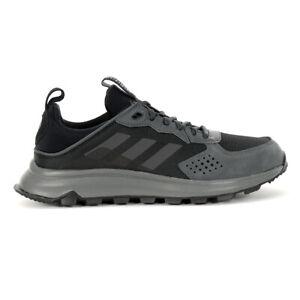Adidas Men's Response Trail Core Black/Grey Six Trail Shoes EG0000 NEW