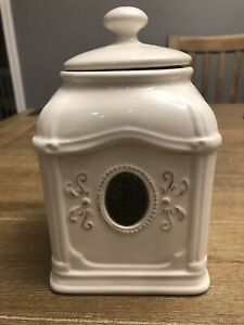 thl kitchen canisters thl classic french ceramic sugar canister fall home kitchen decor ebay 3168