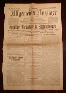 Erfurt-General-Display-5-December-1915-Historical-Newspaper-1-World-War