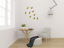 Butterfly-Stickers-Pack-Transfer-Wall-Decals thumbnail 5