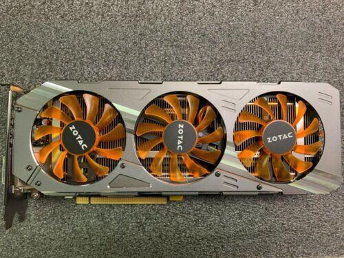 Zotac GTX 980 4GB Zotac Part # ZT-90204-10P PCI-E Graphic Card