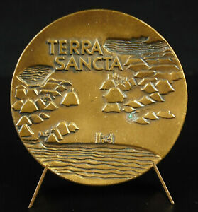Medal-Judaica-Terra-Sancta-Holy-Israel-Tu-Love-Tone-next-1970