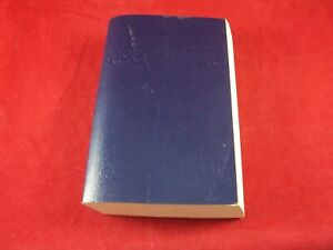 Alcoholics Anonymous A.A. BIG BOOK 4TH EDITION PAPERBACK