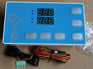 DC12V-Double-Digital-Temperature-Thermostat-and-Humidity-Controller-Sensor