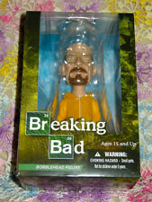 Breaking Bad Walter White in Yellow Hazmat Suit Bobble Head - NEW!