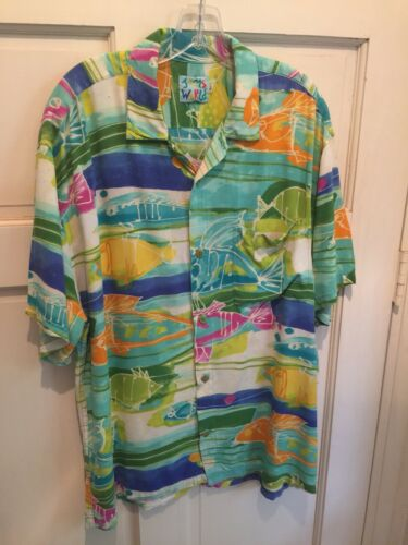 Jams World Aloha Shirt