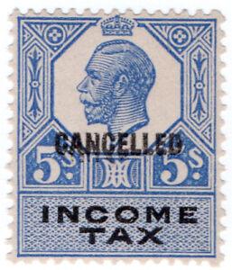 I-B-George-V-Revenue-Income-Tax-5-1914