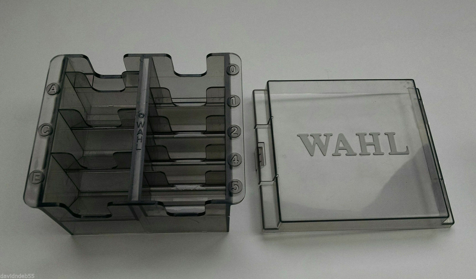 Wahl Stainless-Steel SNAP ON ON ON Blade Guide COMB 8pc SETFit KM2 KM5 KM10 Clipper a2194d
