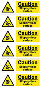 Cleaning Chemicals Warning Sign Self Adhesive Vinyl Waterproof Sticker 2 x