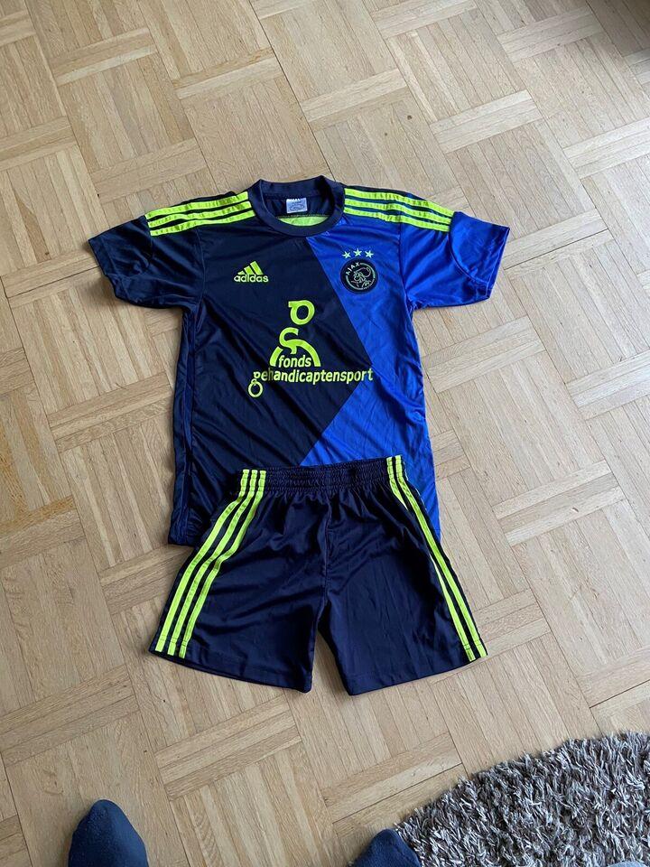 Sportstøj, Fodboldtrøje , Ajax Adidas