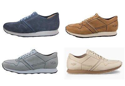Neue UGG Trigo ungefüttert Mode Herren Freizeitschuhe Sneakers Relief Leder | eBay