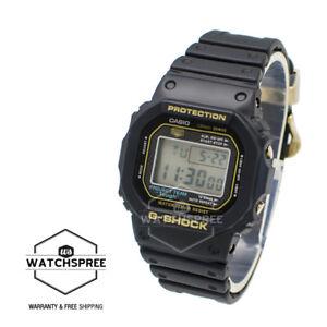 Casio-G-Shock-35th-Anniversary-ORIGIN-GOLD-Watch-DW5035D-1B