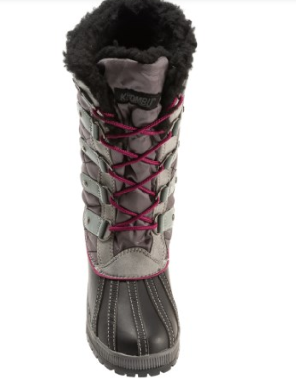 NEW KHOMBU JENNY WATERPROOF INSULATED TALL WINTER Stiefel Stiefel Stiefel damen 11 781c22