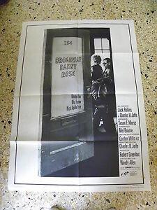 N6-Werbeplakat-Original-2F-Broadway-Danny-Rose-Woody-Allen
