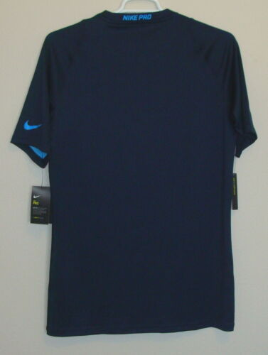 NWT Nike Men/'s Dri-Fit Pro Colorburst Short Sleeve Shirt Tee Sz S LT 2XL AH7989