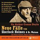 Neue Fälle von Sherlock Holmes & Dr. Watson. 5 CDs von Arthur Conan Doyle (2005)