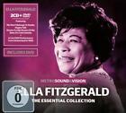 Essential Collection (2CD+DVD) von Ella Fitzgerald (2014)